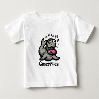 Crazy Foca Baby T-Shirt