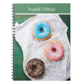 Crazy for Donuts | Personalized Notebooks