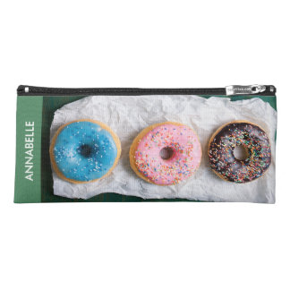 Crazy for Donuts | Personalized Pencil Case