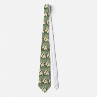 Crazy for Pineapples Tie