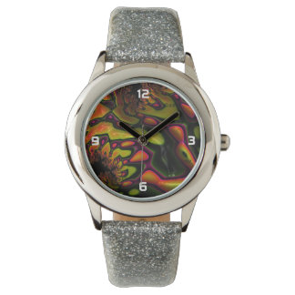 Crazy Fractal Wristwatches