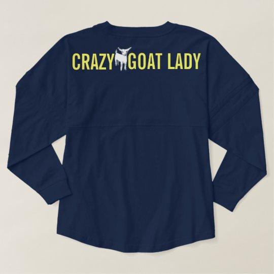 Crazy Goat Lady Spirit Jersey