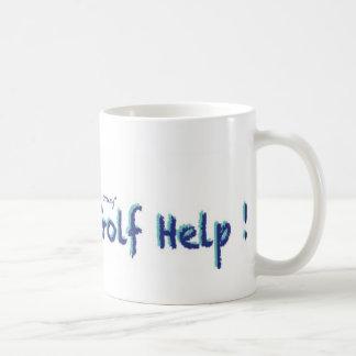 Crazy Golf Help.com own twist on fashion Coffee Mug