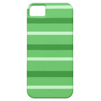 Crazy Green Stripes iPhone 5 Case