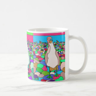 Crazy Gull 3 Mug
