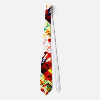 Crazy Hippy Tie Dye Tie