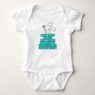 Crazy Humor sarcasm Baby Bodysuit