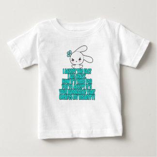 Crazy Humor sarcasm Baby T-Shirt