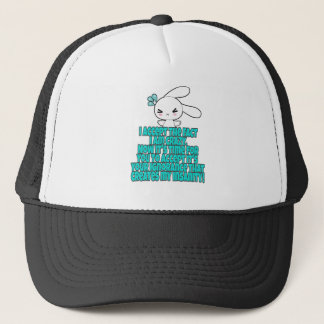 Crazy Humor sarcasm Trucker Hat
