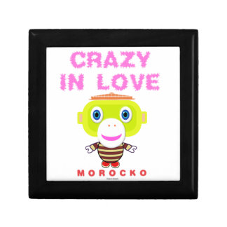 Crazy in love-Cute Monkey-Morocko Gift Box