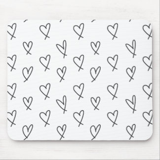 Crazy in love mouse pad