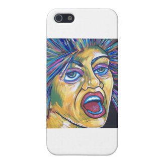 crazy iPhone 5 cover