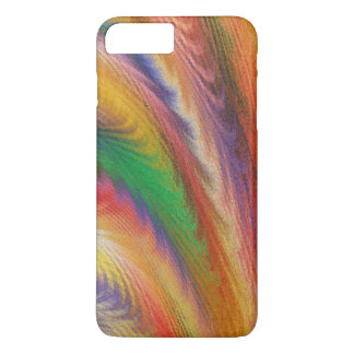 Crazy Jelly Bean Distortion iPhone 7 Plus Case