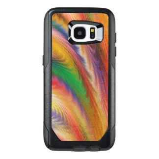 Crazy Jelly Bean Distortion OtterBox Samsung Galaxy S7 Edge Case