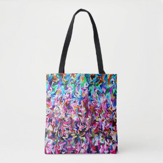 Crazy Land... Tote Bag