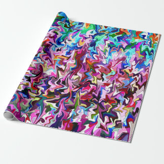 Crazy Land... Wrapping Paper