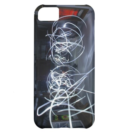 Crazy Lights iPhone 5C Case