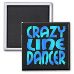 Crazy Line Dancer