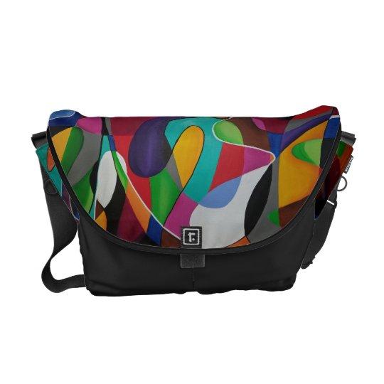 Crazy Love Messenger Bag