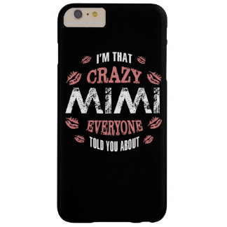 CRAZY MIMI BARELY THERE iPhone 6 PLUS CASE