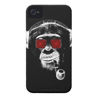 Crazy monkey iPhone 4 cases