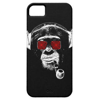 Crazy monkey iPhone 5 cases
