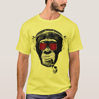 Crazy monkey T-Shirt