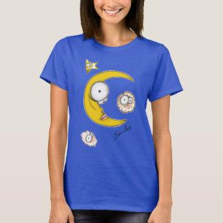 Crazy Moon T-Shirt