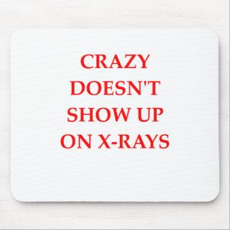 CRAZY MOUSE PAD