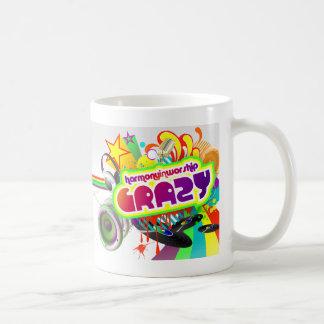 """""""Crazy"""" Mug"""