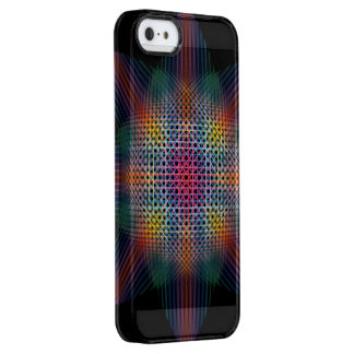 Crazy Multicolored Star iPhone 6 Case