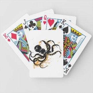 Crazy Octopus Poker Deck