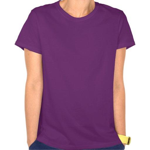 Crazy Optical Illusion - Holographic Circle Tshirts