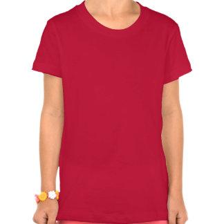 Crazy Optical Illusion - Holographic Circle Tee Shirt