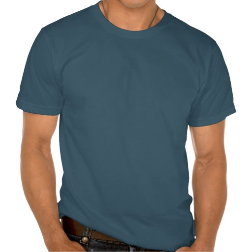 Crazy Optical Illusion - Holographic Circle Tee Shirts
