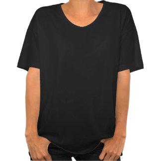 Crazy Optical Illusion - Holographic Circle T Shirts