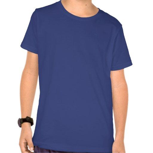 Crazy Optical Illusion - Holographic Circle T Shirt