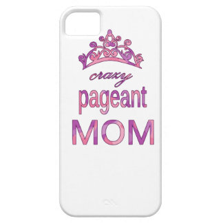 Crazy pageant mom iPhone 5 case