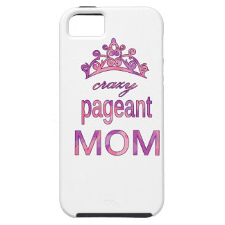 Crazy pageant mom iPhone 5 cover