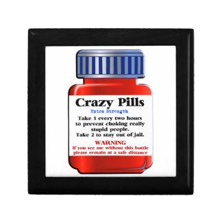 Crazy Pills_ Gift Box