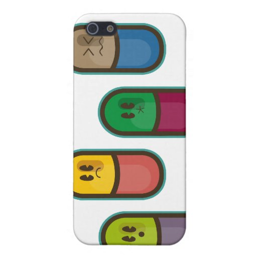 Crazy Pills Speck Case iPhone 5 Cover