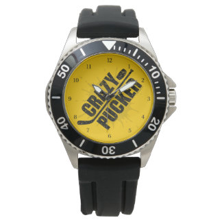 Crazy Pucker (Hockey) Watch
