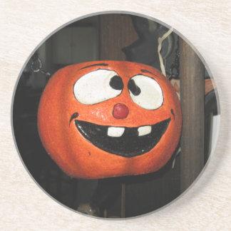 Crazy Pumpkin Coaster