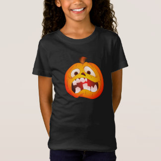 Crazy Pumpkin Halloween Shirt