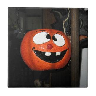 Crazy Pumpkin Tile