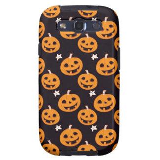 Crazy Pumpkins Galaxy S3 Cases