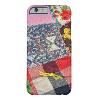 Crazy Quilt Barely There iPhone 6 Case
