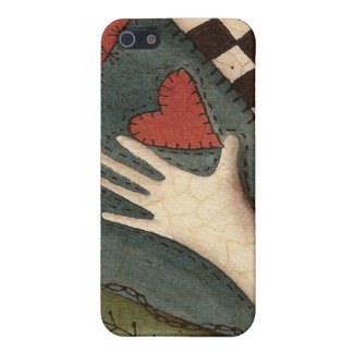 Crazy Quilt IPhone cover iPhone 5/5S Cases