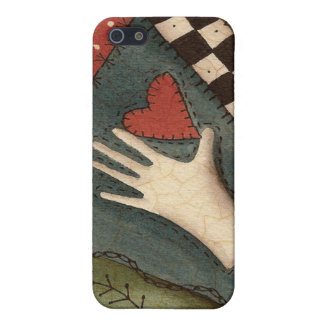 Crazy Quilt IPhone cover Case For The iPhone 5