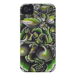 crazy rabbit Case-Mate iPhone 4 case